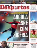 Jornal dos Desportos - 2020-01-16