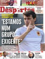 Jornal dos Desportos - 2020-01-23