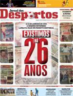 Jornal dos Desportos - 2020-02-01