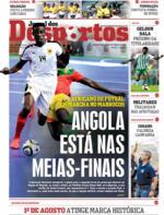 Jornal dos Desportos - 2020-02-03