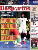 Jornal dos Desportos - 2020-02-06