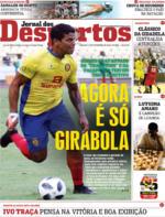 Jornal dos Desportos - 2020-02-15