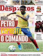 Jornal dos Desportos - 2020-02-22