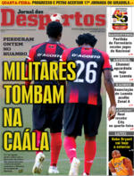Jornal dos Desportos - 2020-02-24