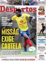 Jornal dos Desportos - 2020-03-07