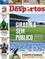 Jornal dos Desportos - 2020-03-19