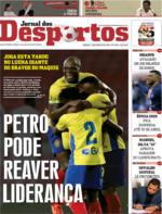 Jornal dos Desportos - 2020-03-21
