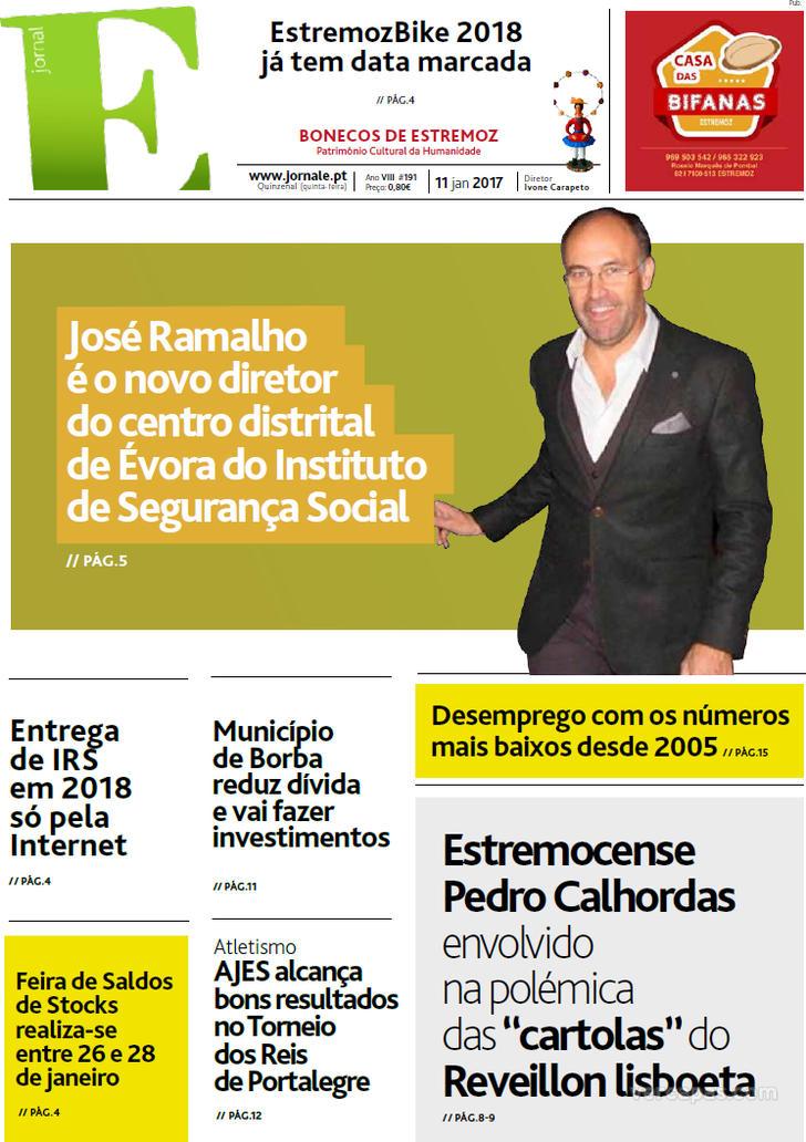 Jornal E de Estremoz