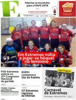 Jornal E de Estremoz - 2018-02-22
