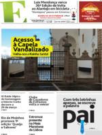 Jornal E de Estremoz - 2018-03-21