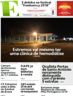 Jornal E de Estremoz - 2018-04-19