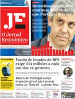 Jornal Económico - 2019-03-29