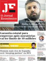 Jornal Económico - 2021-08-13