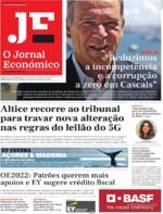 Jornal Económico - 2021-09-03