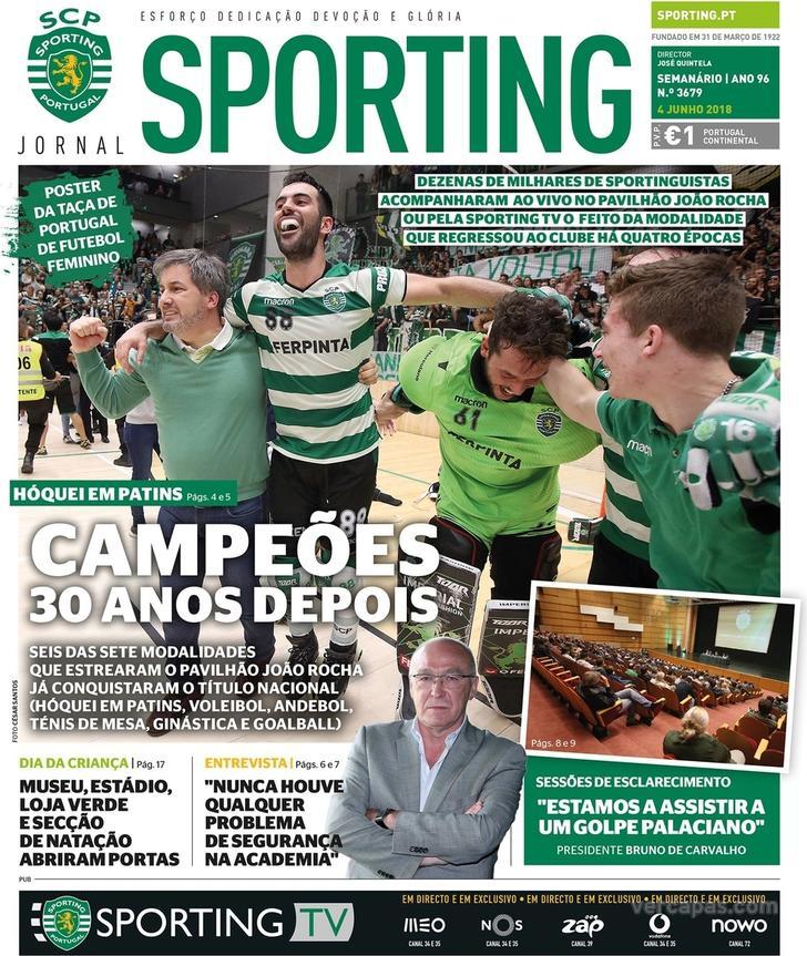 Jornal Sporting