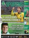Jornal Sporting - 2015-03-18