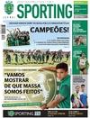 Jornal Sporting - 2015-05-23