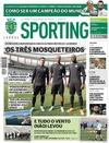 Jornal Sporting - 2015-07-24