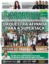 Jornal Sporting - 2015-08-06