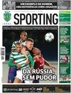 Jornal Sporting - 2015-08-27