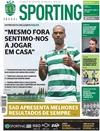 Jornal Sporting - 2015-09-11