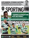 Jornal Sporting - 2016-04-08