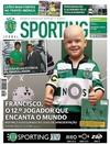 Jornal Sporting - 2016-07-29