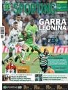 Jornal Sporting - 2016-09-15