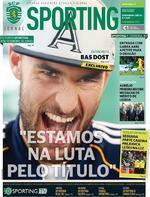 Jornal Sporting - 2017-02-02