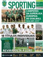 Jornal Sporting - 2017-02-17
