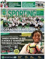 Jornal Sporting - 2017-02-23