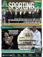 Jornal Sporting - 2017-03-16