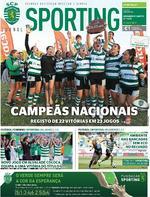 Jornal Sporting - 2017-05-11
