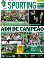 Jornal Sporting - 2017-06-15