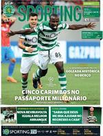 Jornal Sporting - 2017-08-25