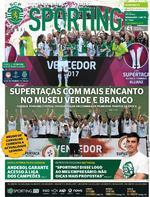 Jornal Sporting - 2017-09-07