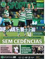 Jornal Sporting - 2017-09-21
