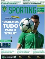 Jornal Sporting - 2017-10-12