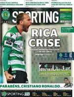 Jornal Sporting - 2017-10-26