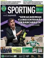 Jornal Sporting - 2017-11-09