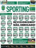 Jornal Sporting - 2017-11-30