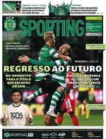 Jornal Sporting - 2018-01-18