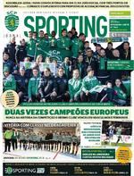 Jornal Sporting - 2018-02-08