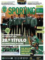Jornal Sporting - 2018-02-15