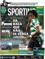 Jornal Sporting - 2018-03-22