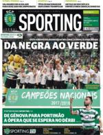 Jornal Sporting - 2018-05-03