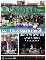 Jornal Sporting - 2018-05-17