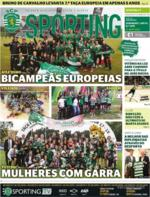 Jornal Sporting - 2018-05-31