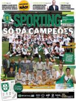 Jornal Sporting - 2018-06-14