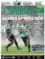 Jornal Sporting - 2018-08-30